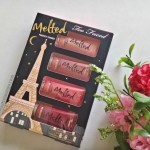 Too Faced Melted French Kisses Holiday 2015 review
