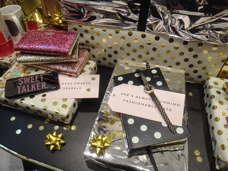 kate spade new york wallet watches