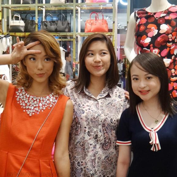 Photo with Andrea Chong