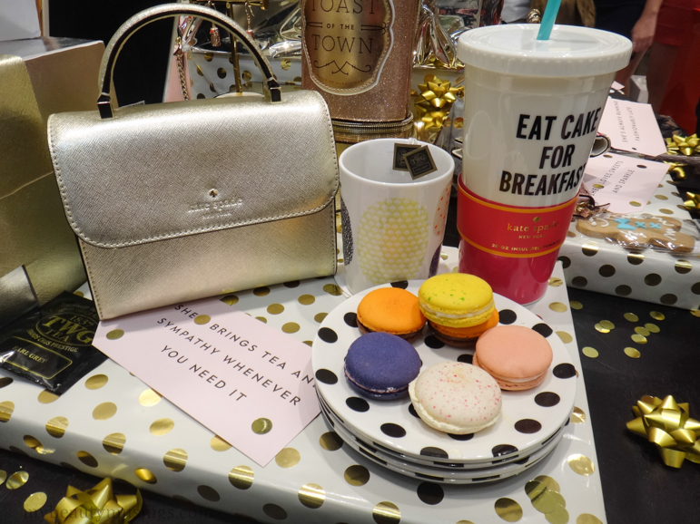 kate spade holiday 2015 collection