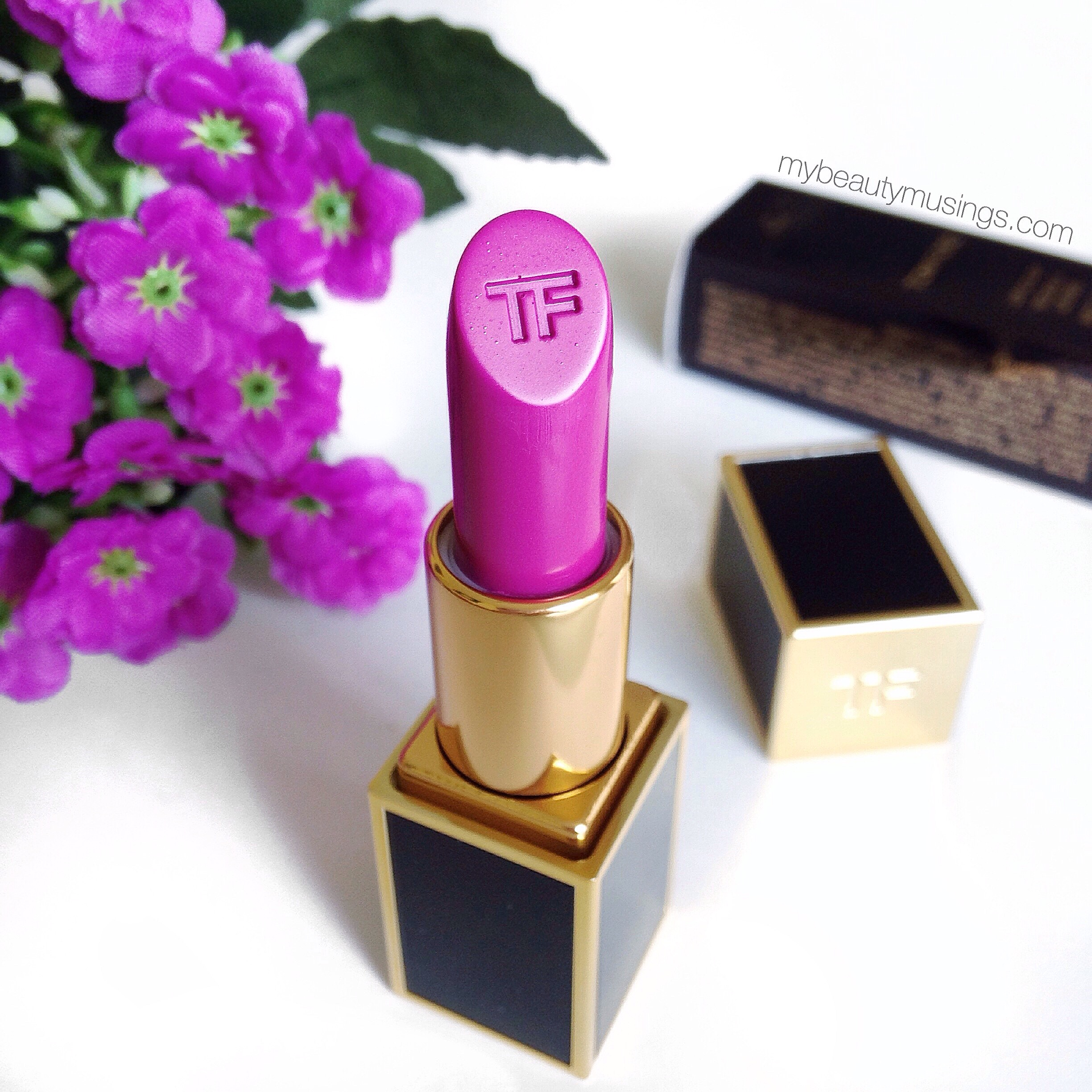 Tom Ford Pablo lipstick review and swatches