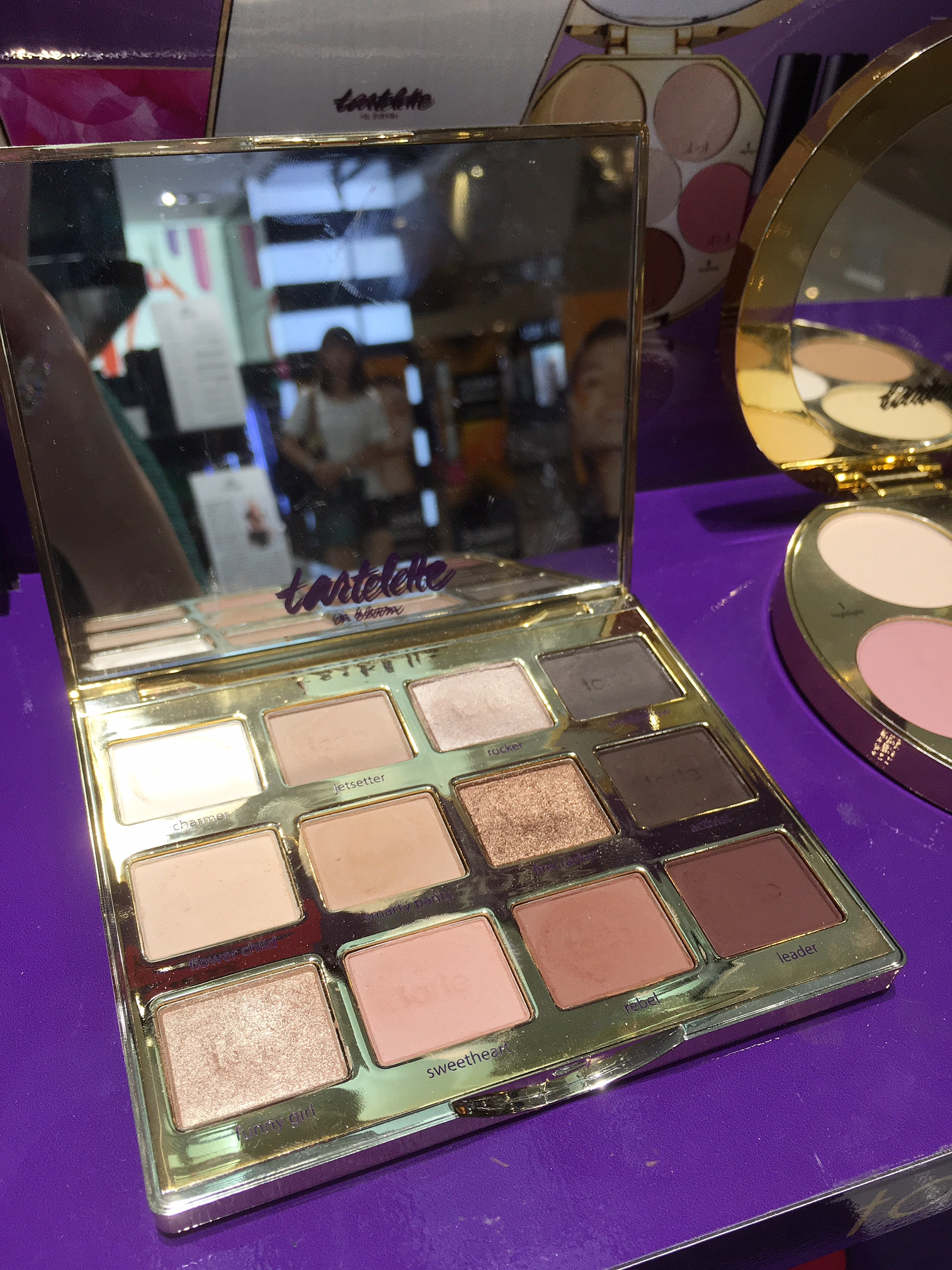 tartelette in bloom palette singapore
