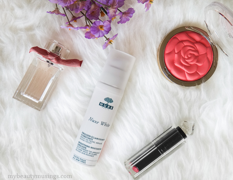 Nuxe White Brightening Moisturizing Emulsion review