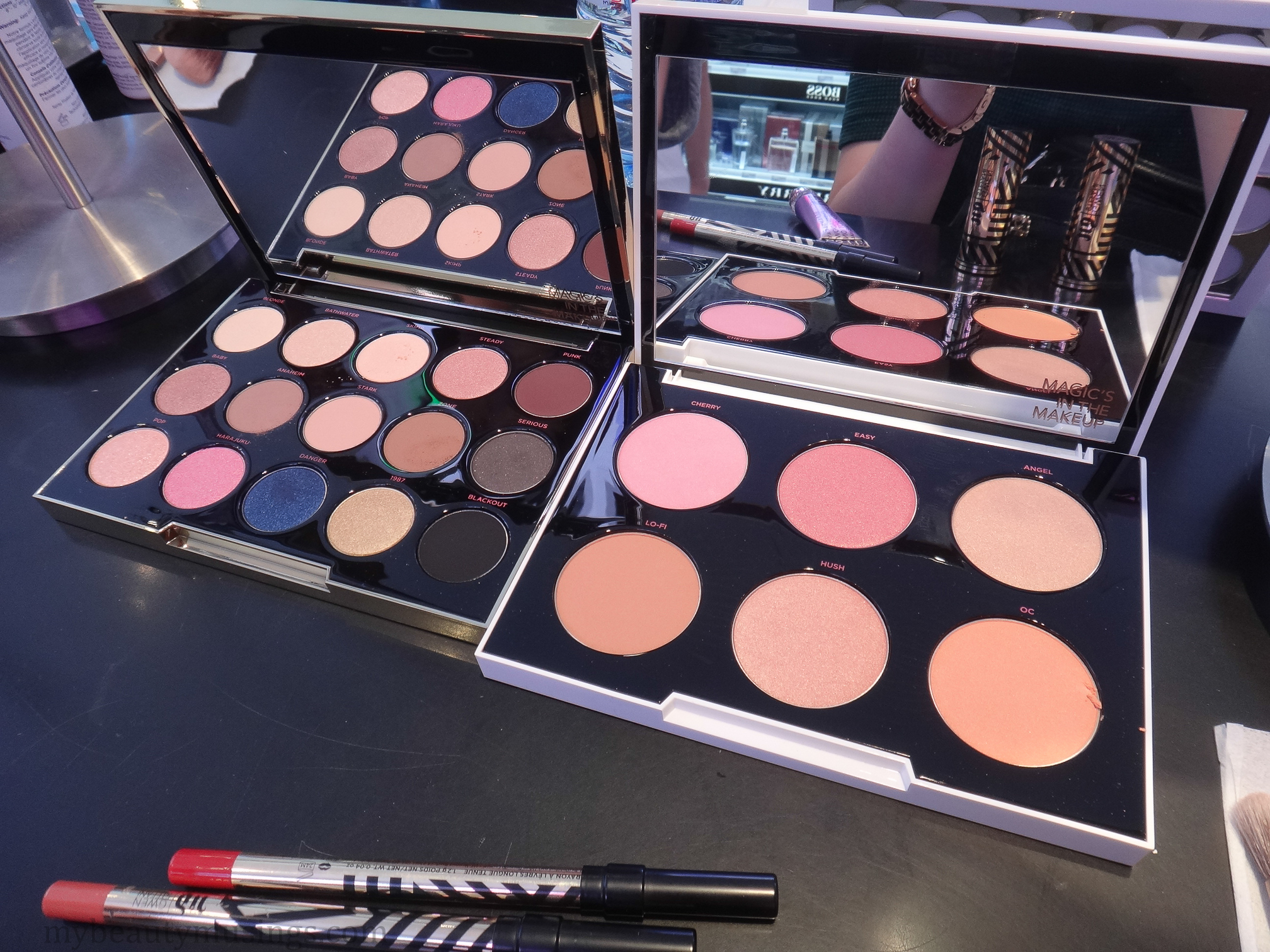 Urban Decay Gwen Stefani eyeshadow blush palette