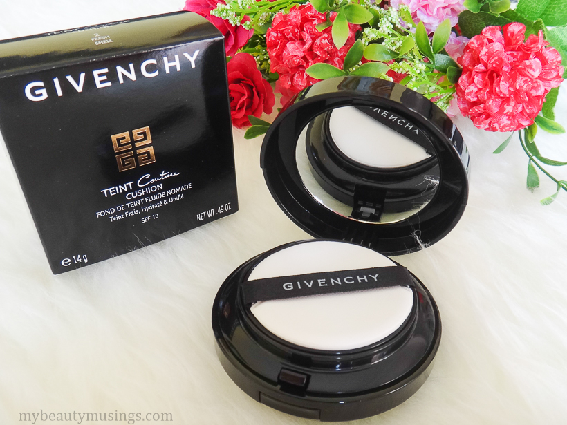Givenchy Teint Couture Cushion review 2016