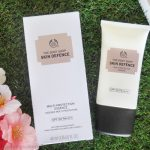 The Body Shop Skin Defence Multi-Protection Essence SPF 50 review