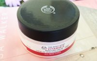 The Body Shop Vitamin E range for all your skincare needs