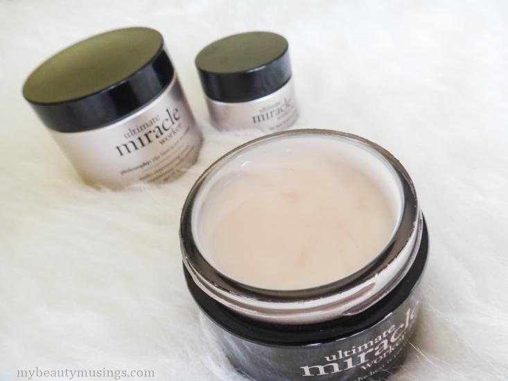 Ultimate Miracle Worker Night Multi-rejuvenating Nighttime Serum In Cream