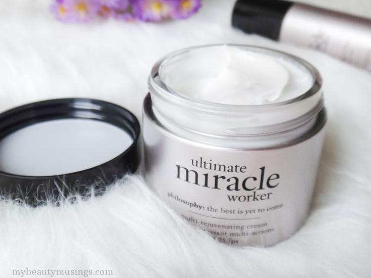 Ultimate Miracle Worker Multi Rejuvenating Cream Broad Spectrum Spf 25