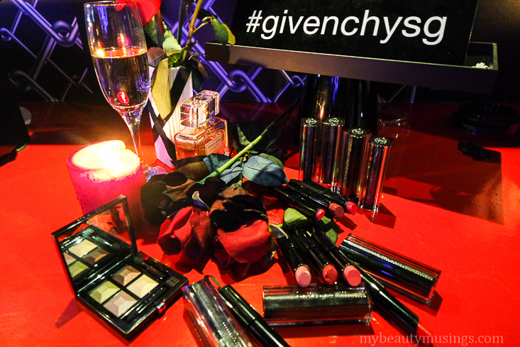 Givenchy Rouge Interdit Vinyl Lipsticks