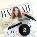 Givenchy Rouge Interdit Vinyl Lipstick Review