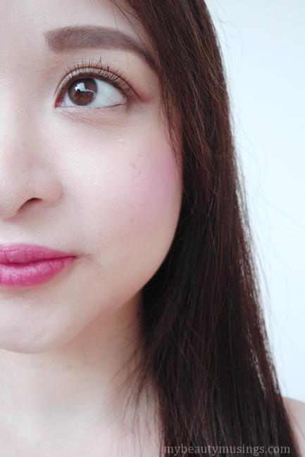 Clinique Cheek Pop Blush Review Pansy Pop