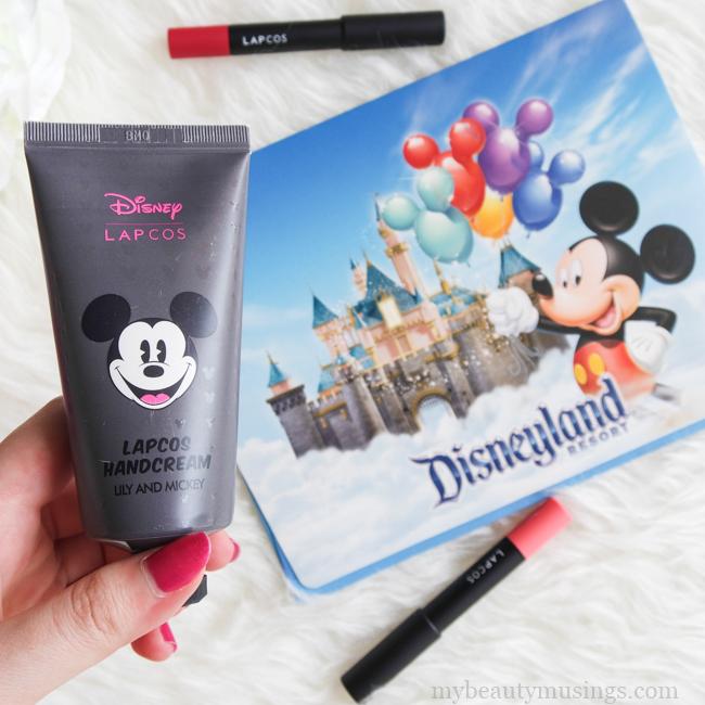 LAPCOS Disney hand cream