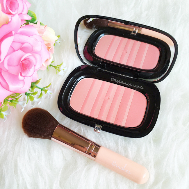 Marc Jacobs Air Blush Review & Swatches