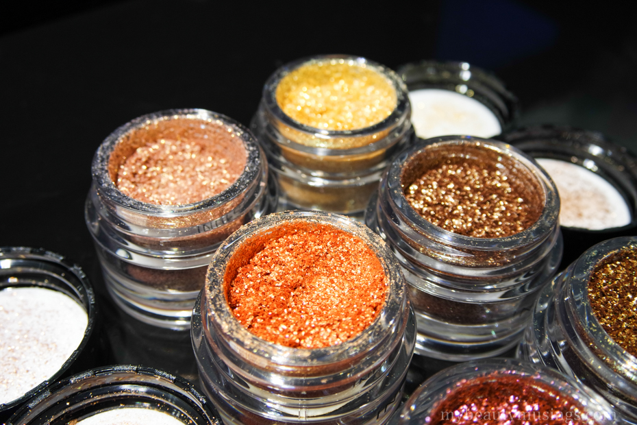 Inglot AMC Pure Pigment Eye Shadows
