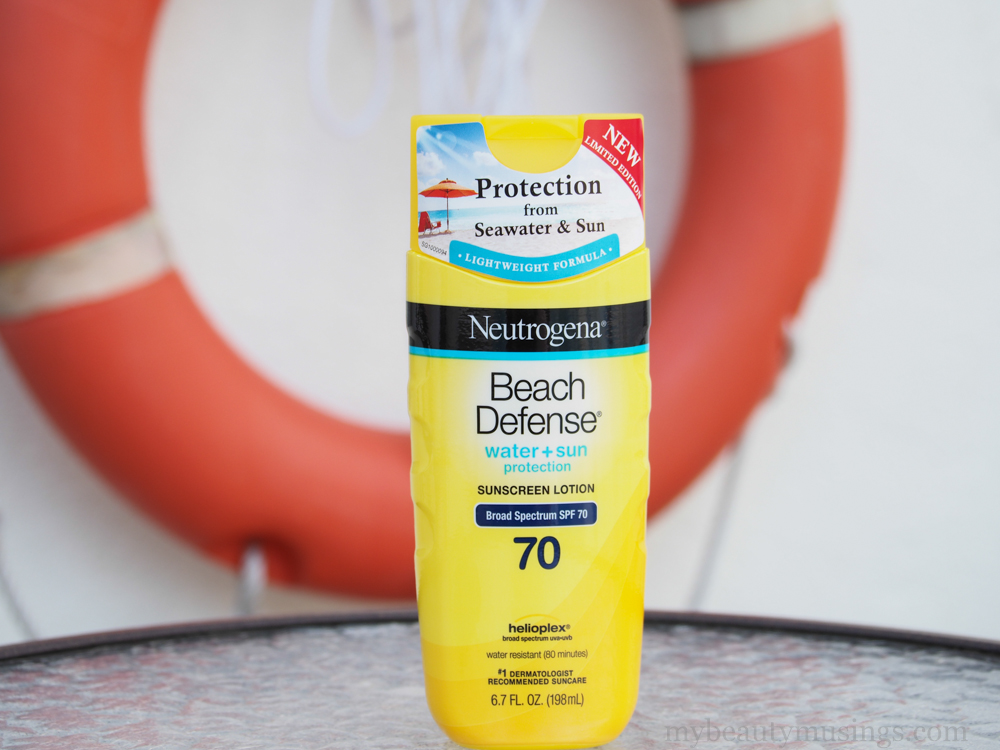 Neutrogena Beach Defense SPF70 PA++++