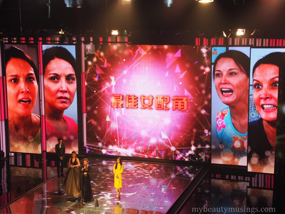Star Awards 2017 Aileen Tan