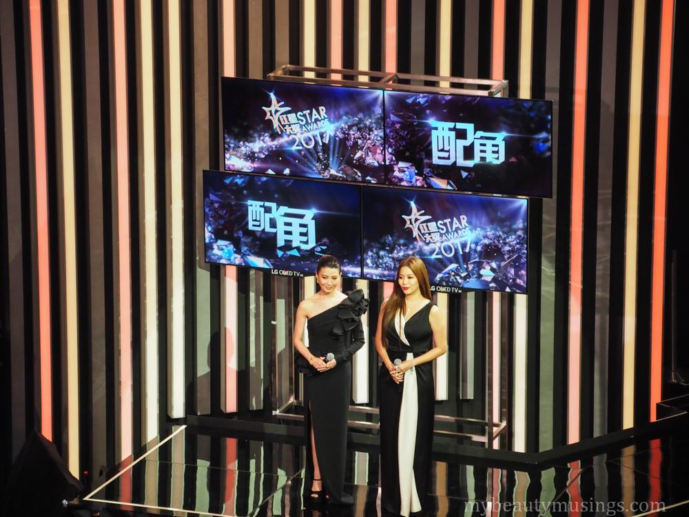 Star Awards 2017 Rui En Jeanette Aw