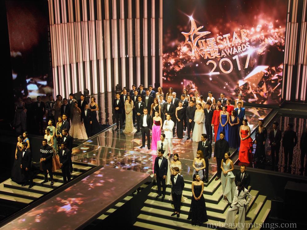 Star Awards 2017 rui en