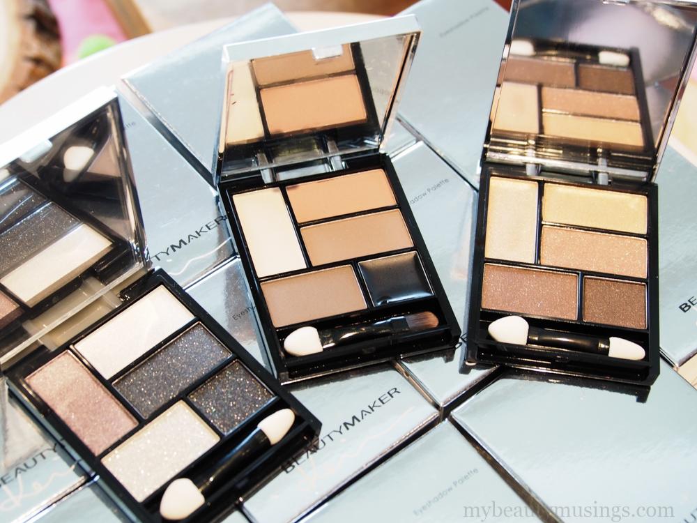 Shopee Beautymaker perfect eyeshadow palette eyes contour kit