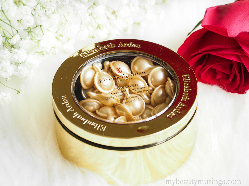 Elizabeth Arden Advanced Ceramide Capsules Daily Youth Restoring Serum Review