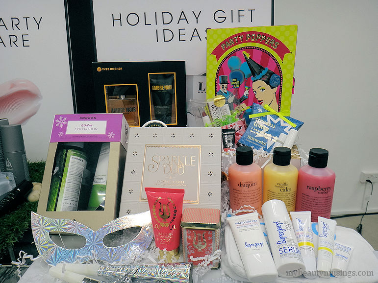 Luxola holiday 2015 gift ideas