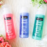 Makeup removal made simple with Neutrogena Cleansing Oil-to-Foam!