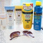 Neutrogena's new sunscreens has got me covered!