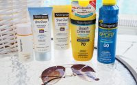Neutrogena's new sunscreens has got me covered!