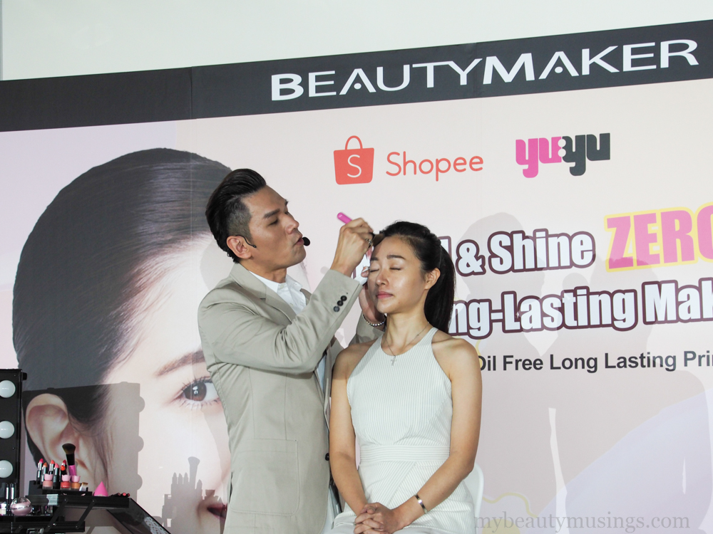 Shopee Beautymaker kevin