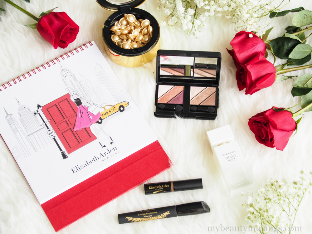 Elizabeth Arden new products 2017
